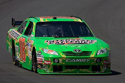 NASCAR: Joe Gibbs Racing History With Interstate, part 3