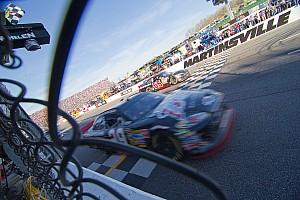 NASCAR Cup NASCAR Series race report