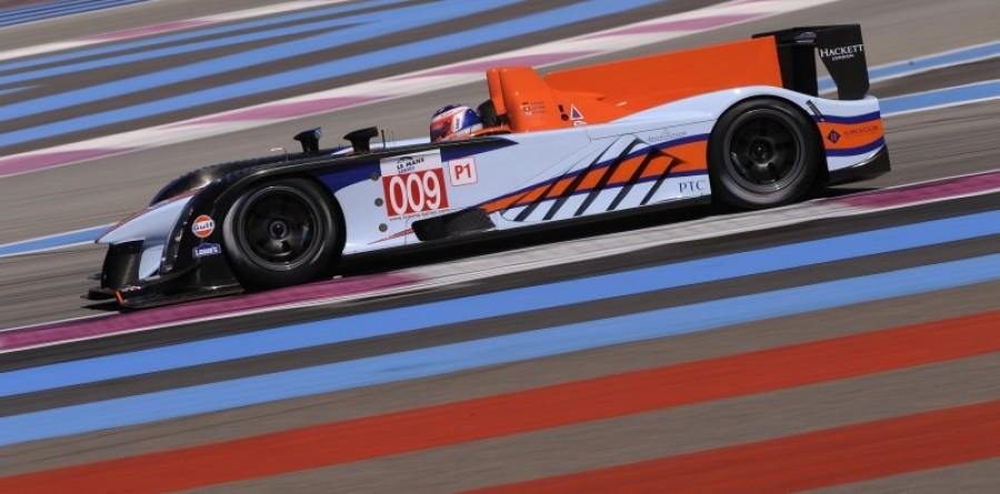 Aston Martin Racing race report