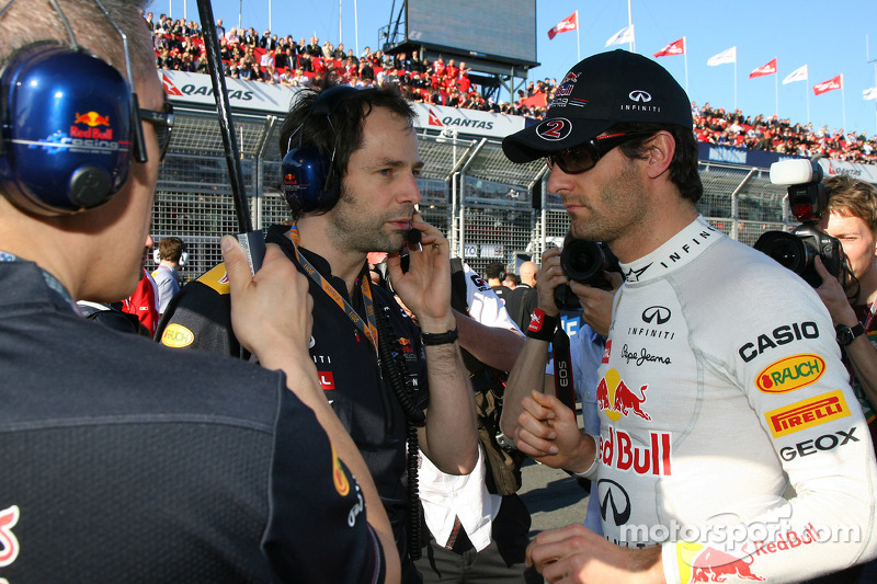 Red Bull Racing Friday Report
