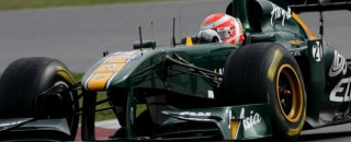 Formula 1 Team Lotus Friday Report