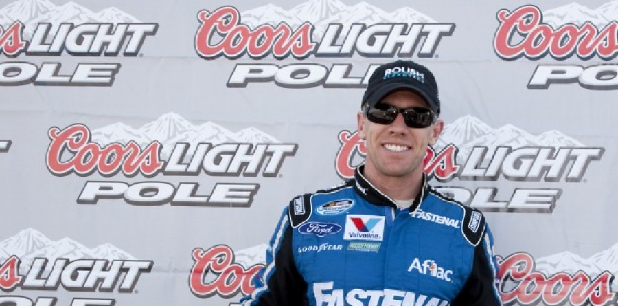 Edwards claims Nationwide pole at Texas