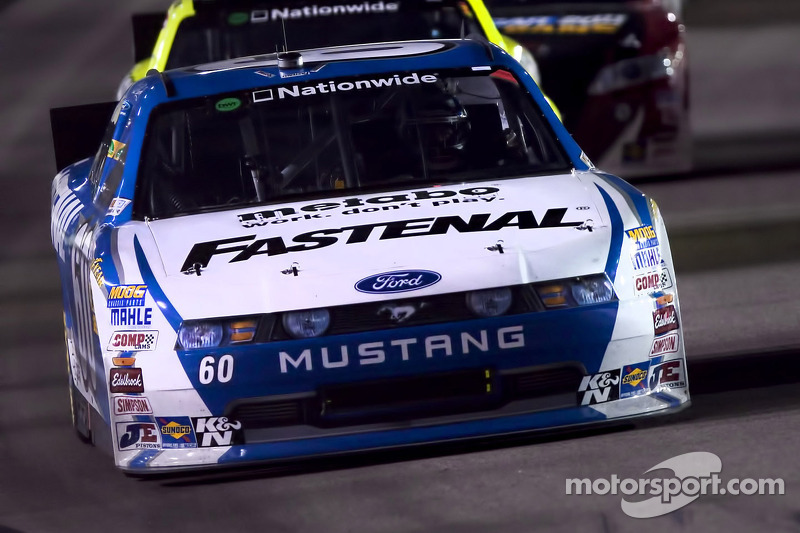 Ford Mustang race report