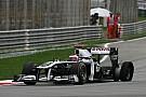 Williams Race Report