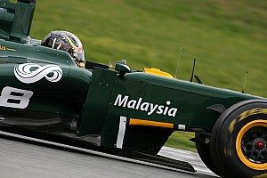 Formula 1 Razia and Valsecchi to drive Lotus cars on Friday