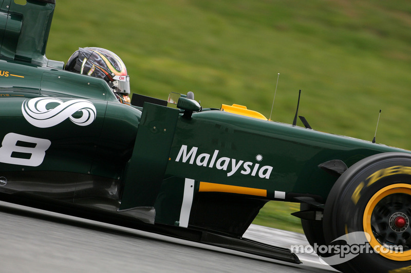 Razia and Valsecchi to drive Lotus cars on Friday