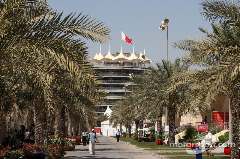 Bahrain steps up push for new 2011 GP date