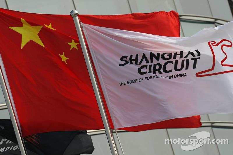 F1 teams warned before Shanghai race