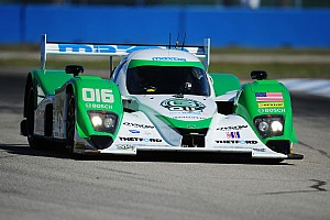 ALMS Series Friday morning practice report