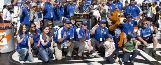 NASCAR Cup Winning Team Post Race Press Conference