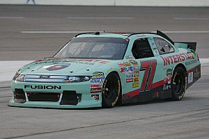 NASCAR Cup Andy Lally race report