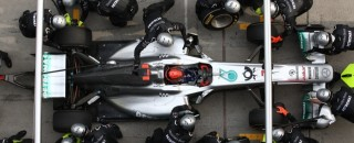 Formula 1 Mercedes has fastest pit crew in F1 - report