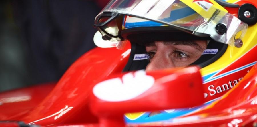 Ferrari: Alonso Blog