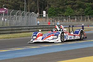 Le Mans RML Le Mans test report