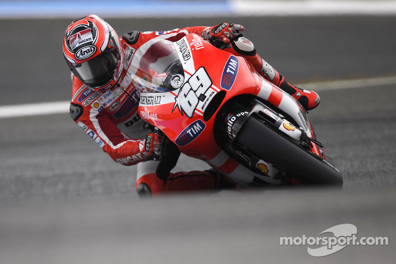 Ducati Qualifying Report