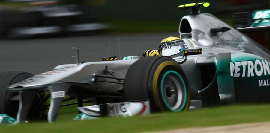 Haug laughs off Rosberg-to-Ferrari reports