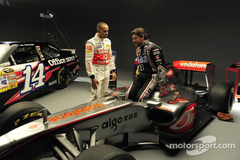 Hamilton & Stewart to swap cars at Watkins Glen