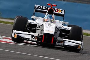 FIA F2 Addax Team Istanbul qualifying report