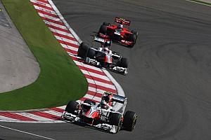 Formula 1 Turkish GP HRT Race Report