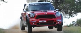 WRC MINI Rally Italia Sardegna Event Summary