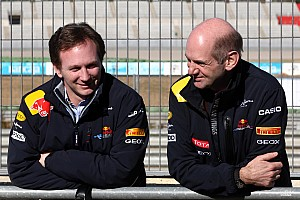 Formula 1 Renault car more impressive than Ferrari's - Newey