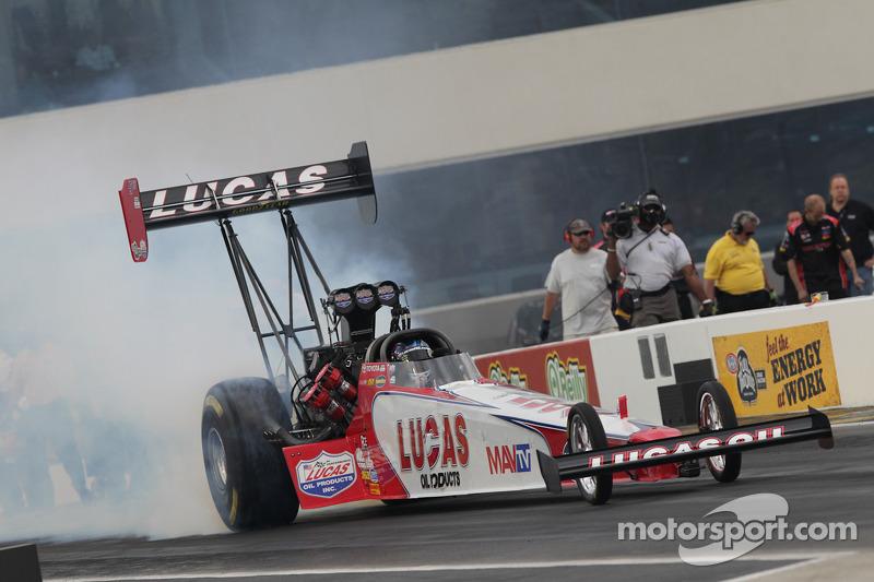Lucas Oil Racing Atlanta final report