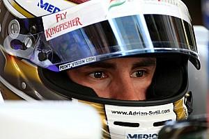 Formula 1 Sutil facing multi-million euro injury claim - report