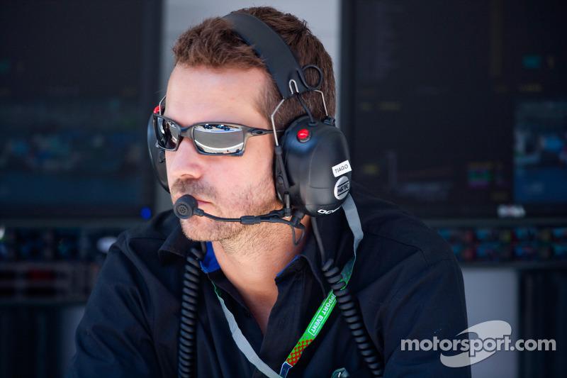 OAK Racing Makes Driver Change