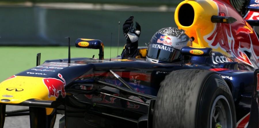 Red Bull still in control but McLaren closes in