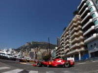 Alonso Tops The Speed Chart In Monaco GP Practice