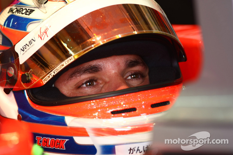 Marussia Virgin Monaco GP Thursday Report