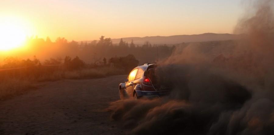Ford Rally Argentina Leg 1 Summary
