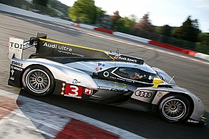 Le Mans Audi connect also in Audi R18 TDI