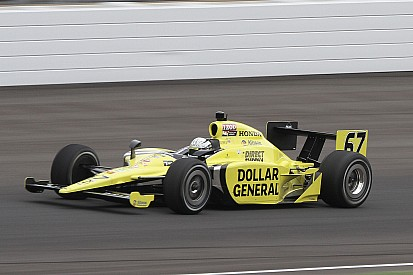 Sarah Fisher Racing Indy 500 Race Report