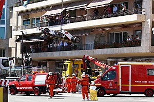 Formula 1 Monaco to tweak tunnel run-off for 2012