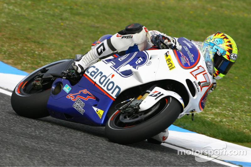 Cardion AB Catalunya GP Friday Report