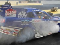 John Force Racing Englishtown Friday Report