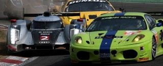 Le Mans Krohn Racing Looking Forward To Le Mans 24 Hours