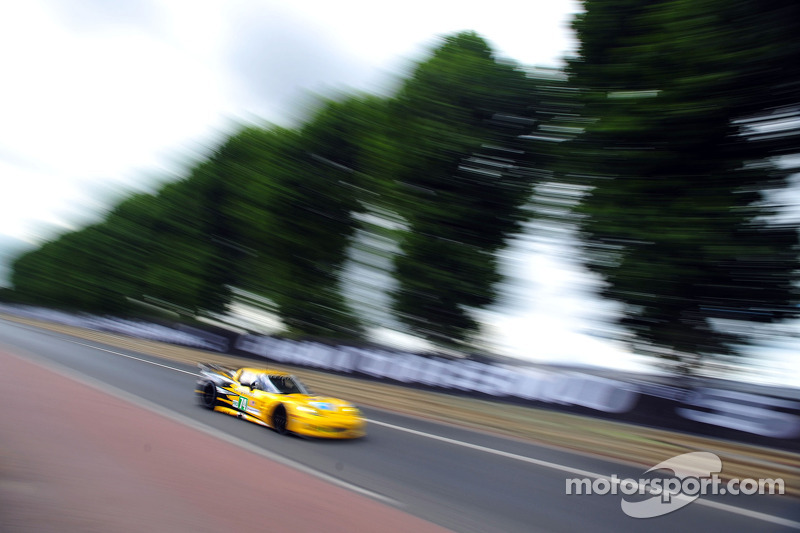 Corvette Racing Le Mans Wednesday Report