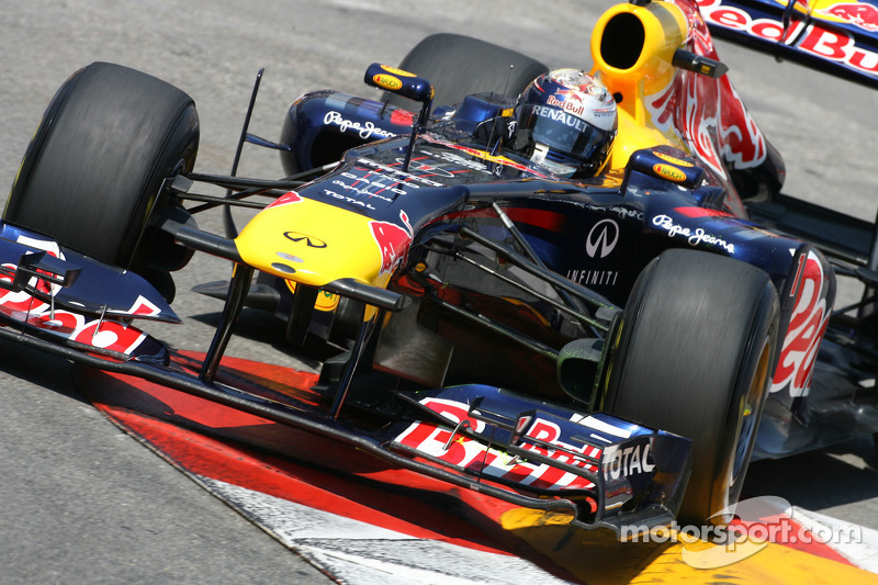 Red Bull Canadian GP Friday Practice Report