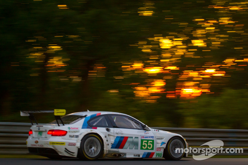 BNW Le Mans Hour 10 Report
