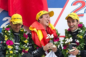 Le Mans Lucas Ordonez Le Mans 24H Race Report
