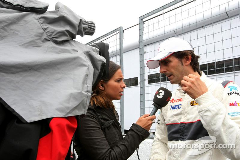 De la Rosa eyes another race if Perez unfit