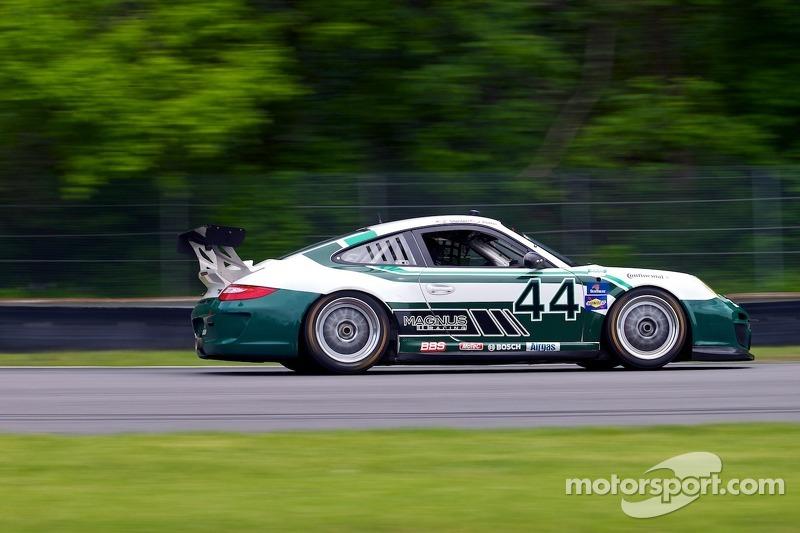 Magnus Racing Prepared For Grand-Am Elkhart Lake Road America Event