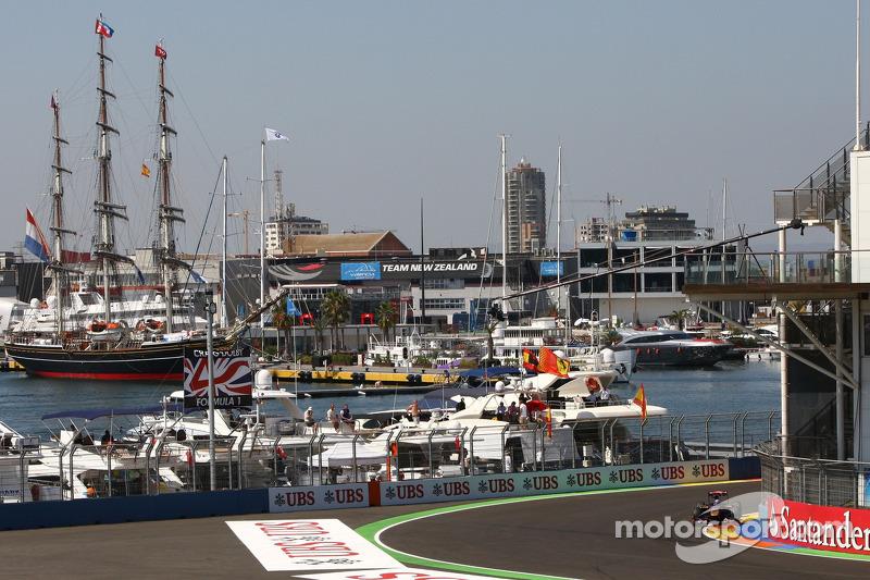 Toro Rosso European GP - Valencia Race Report