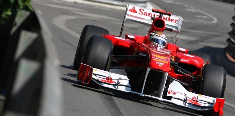 Ferrari F1 European GP - Valencia Race Report