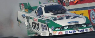NHRA NHRA Series Norwalk Final Eliminations Report