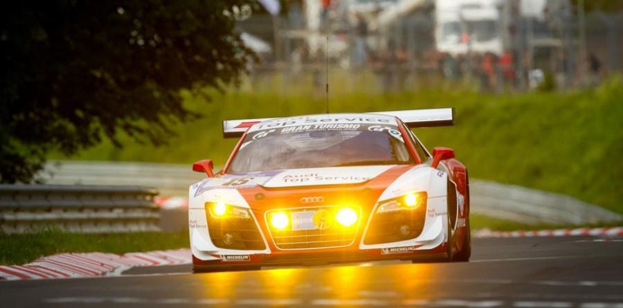 Audi Qualifying Report For Nurburgring 24 Hour Endurance
