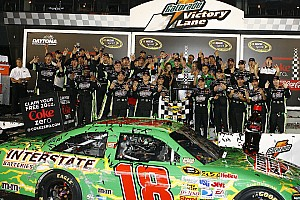 History Joe Gibbs Racing History With Interstate, Part 8