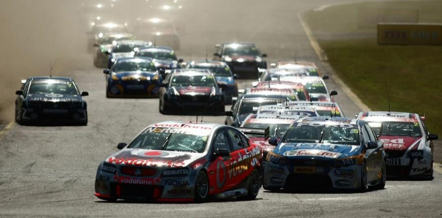 Australian V8 Supercars Will Race In America